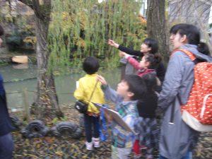 八幡堀もすっかり秋色になりました
